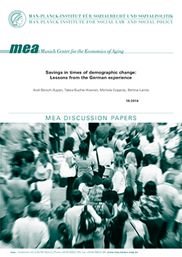 MEA-discussion-papers